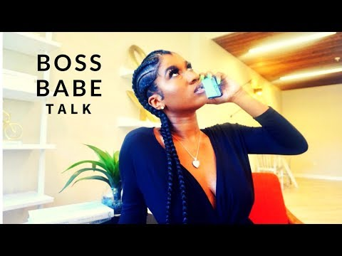 BOSS BABE TALK | Meet Randi; The TV producer