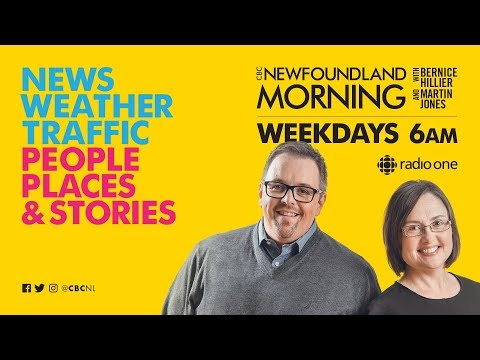 Meet your CBC Newfoundland Morning hosts
