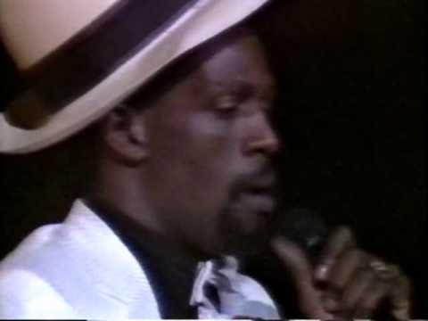 Gregory Isaacs - (07/13) Live At Brixton Academy, 1984