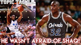 The One Player that Shaq COULDN