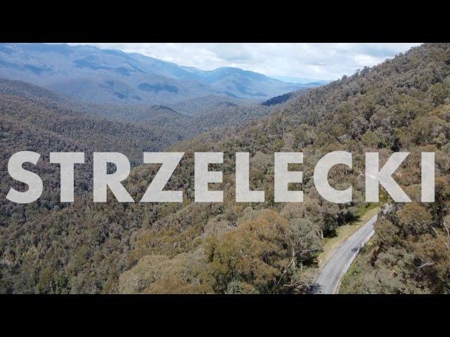 Strzelecki - Australian Epic,  Stage 1 - NSW