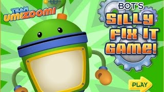 Team Umizoomi Silly Fix It Games For Kids - Gry Dla Dzieci