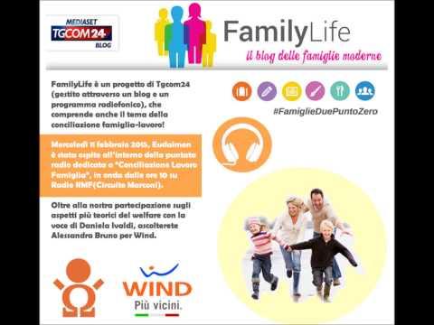Eudaimon e Wind su FamilyLife_RMF- Intervista Radio 11 febbraio 2015