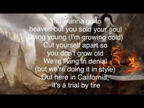 Hollywood Undead • California Dreaming (Lyrics)