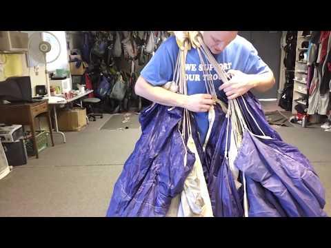 Parachute Packing - Part 1