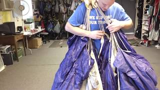 Parachute Packing - Part 1
