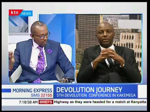 Morning Express - 23rd April 2017 - [Part 1] - Kenya's Devolution Journey