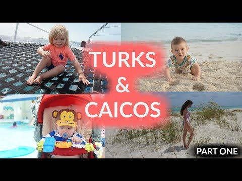 TURKS AND CAICOS TRAVEL VLOG | PART ONE