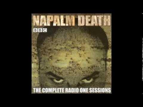 Napalm Death   Peel session 1987 Radio Broadcast!