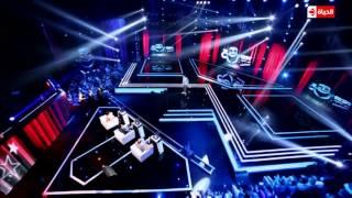 بالفيديو..سيرين عبدالنور لمتسابق مصري في 'نجم الكوميديا': 'الشيبة هيبة'