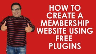 How to create a Paid Membership Site with Wordpress Using Free Plugins