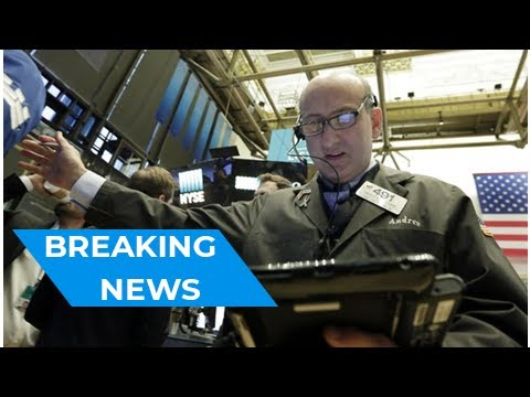 Dow Jones industrial average drops 500 points | Breaking News