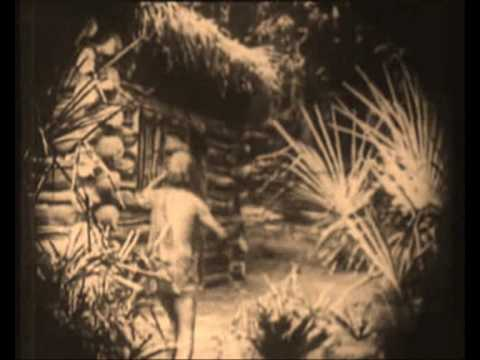 Tarzan of the Apes First Film 1918 - Part Two with Gordon Griffith as the Boy Tarzan