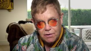 Elton John at 70 [Interview].