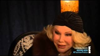 Joan Rivers: FP Psychic Predictions for 2014