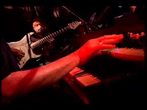 Jon Lord & The Hoochie Coochie Men -Back at the Chicken Shack (live)