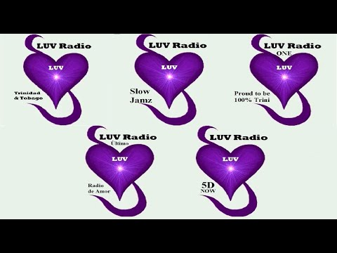 LUV Radio Trinidad and Tobago 5D Radioflix