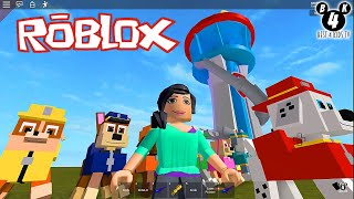 👮 Roblox: Paw Patrol for lil bro (sorry for sound problem) ❤️ \_(ツ)_/