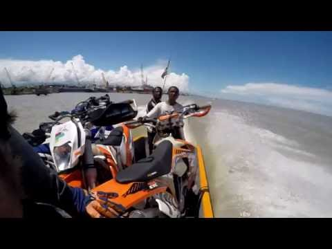 Motorcycle Adventure Papua New Guinea Raid '16 - Lae to Salamaua