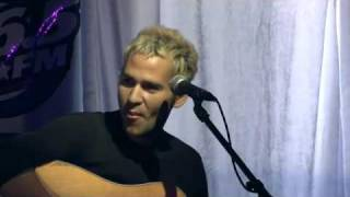 "Lifehouse - Acoustic Performance of ""The First Time"" & ""Halfway Gone"""