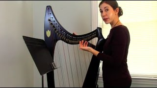 Introduction to Tuning, Harp Maintenance and Repair #2