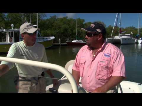 Florida Sportsman Best Boat - 22' Bay Boats