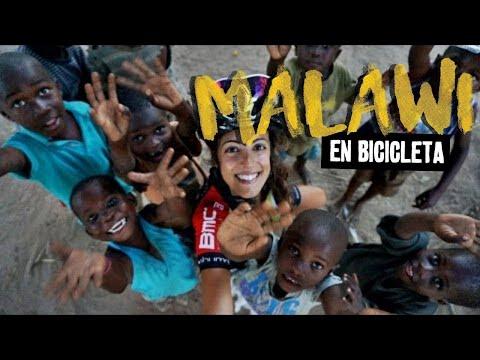 Tere Abumohor en Africa: Aventura cultural en Mountainbike, Malawi!!