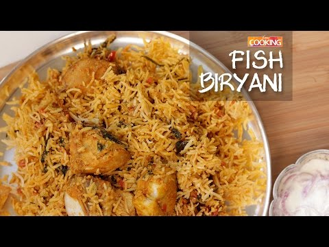 FISH BIRYANI | Home Cooking