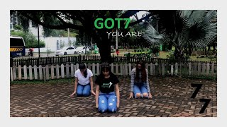 "[KPOP IN PUBLIC] GOT7 (갓세븐) - ""You Are"" DANCE COVER 
