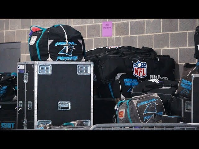 London Is Calling: Panthers Pack Bags For Rematch Against Bucs