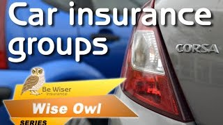 Wise Owl Series (Eps 7) - Car Insurance Groups Explained