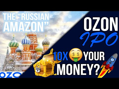 Ozon IPO a Buy? (Russia's Amazon!) | RSI Ep. 238