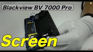 Blackview BV 7000 Pro  Screen Replacement