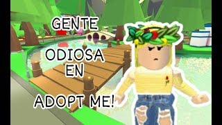 ODIOUS PEOPLE IN ADOPT ME ROBLOX / Morii :3