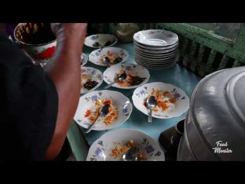 Indonesian Street food | Kupang Lontong