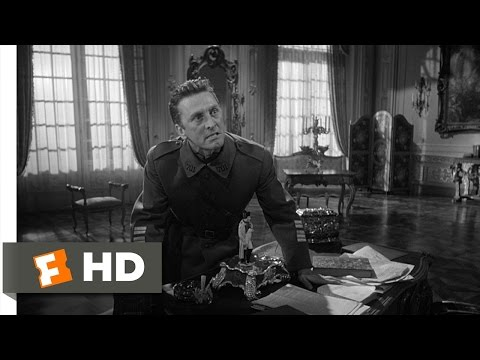 Paths of Glory (10/11) Movie CLIP - I Pity You (1957) HD