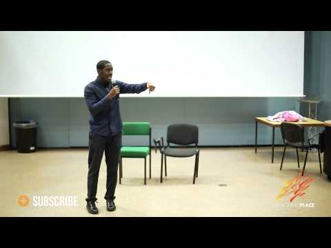 University of Essex | Breaking Point | Solomon Fagbayi