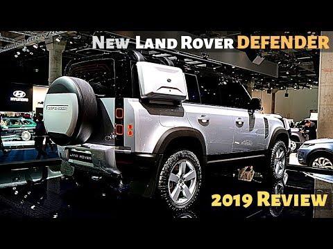 New Land Rover DEFENDER 2019 Review Interior Exterior