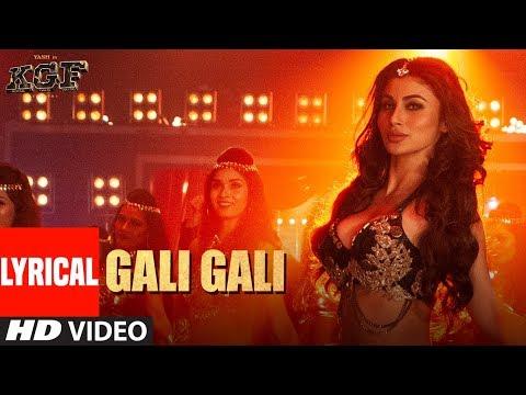Gali Gali Lyrical | KGF | Neha Kakkar | Mouni Roy | Tanishk Bagchi | Rashmi Virag | T-SERIES