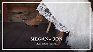 Megan + Jon Wedding Short Film @ Emerson Creek Pottery and Tea Room