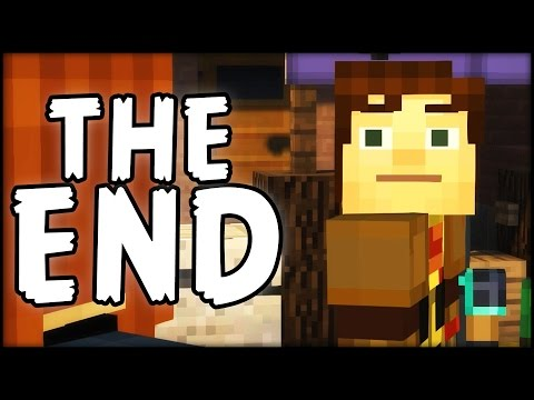 MINECRAFT: Story Mode - Episode Four Ending! [16]