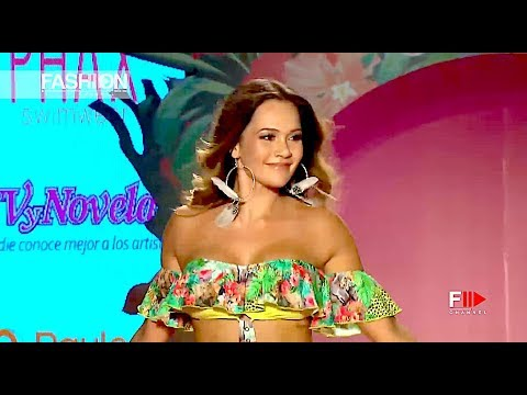 TVyNOVELAS - PHAX - PAYLESS Spring Summer 2018 COLOMBIAMODA 2017 - Fashion Channel