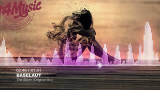 Скачать Baselaut The Storm Original Mix Clubmasters Records Electro House Big Room House