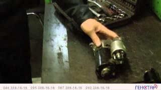 Замена втягивающего реле стартера(, 2015-01-26T09:42:32.000Z)