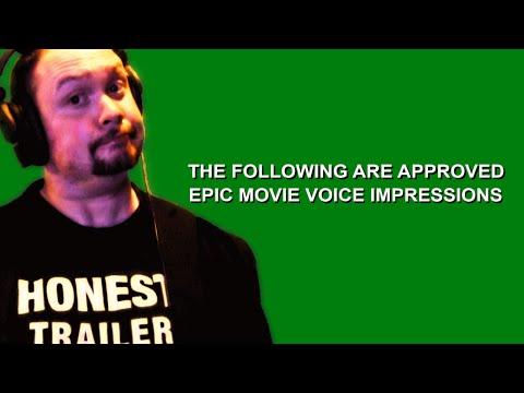 Epic Movie Voice Impressions