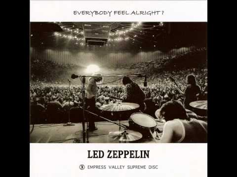 How Many More Times - Led Zeppelin (live Inglewood 1970-03-27)