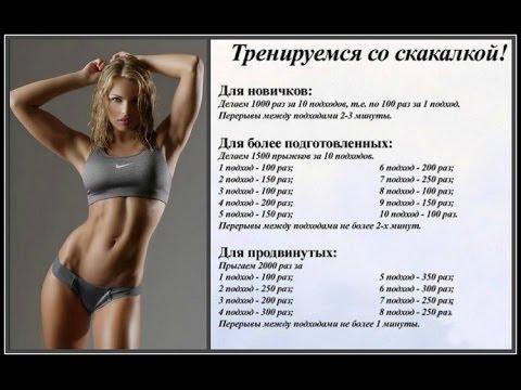 Хотите похудеть? Убрать живот? Смотрите!