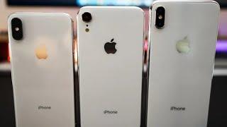 التسريبات المؤكدة iPhone 2018 الجديد !!