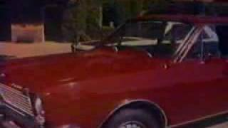 Ford Corcel - Comercial antigo do ano de 1970