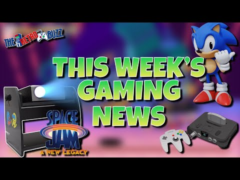Arcade1UP Projectorcade And More Gaming News -The Retro Buzz from COOLTOY